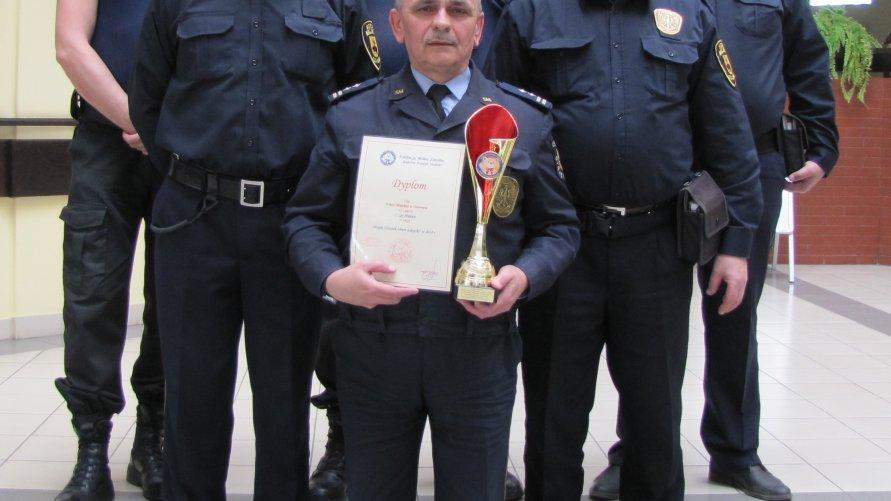 Sukces strażników miejskich