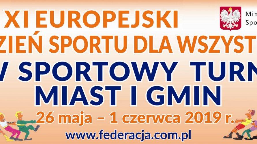XI Europejski Tydzień Sportu dla Wszystkich