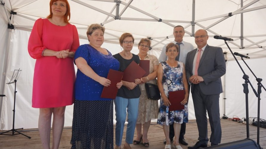 25 lat DPS w Sobowie