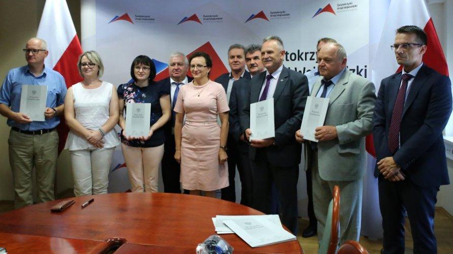Umowa na drogę w Sobótce