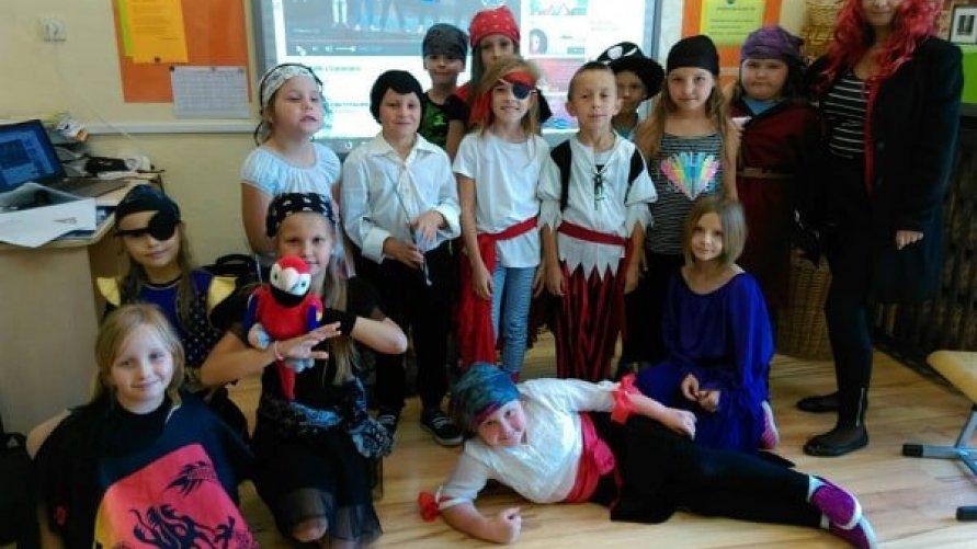 Międzynarodowy Dzień Mówienia jak Pirat w PSP w Pisarach
