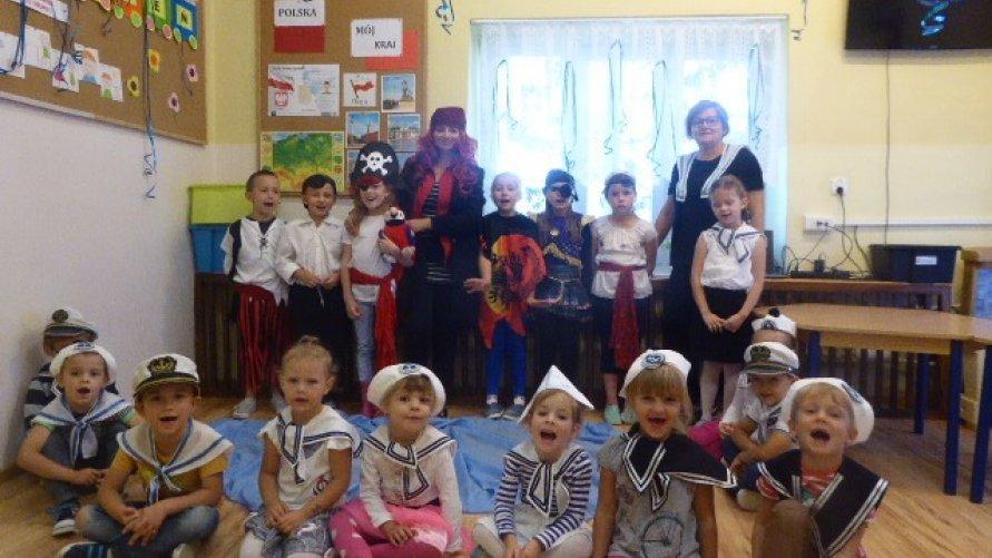Ogólnopolski Dzień Przedszkolaka w PSP w Pisarach Kliknięcie w obrazek spowoduje wyświetlenie jego powiększenia