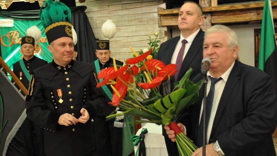 Święto Barbórki w gminie Ożarów Kliknięcie w obrazek spowoduje wyświetlenie jego powiększenia