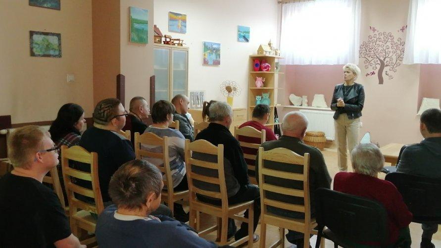Styczniowe spotkania ŚDS