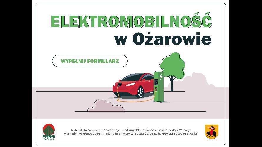 Elektromobilność - Wypełnij Formularz
