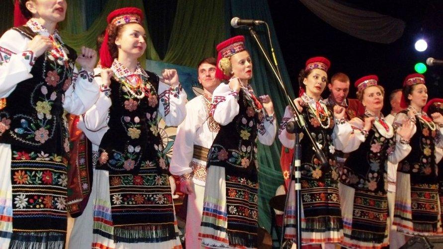 Zespół z Ukrainy z koncertem dla pań