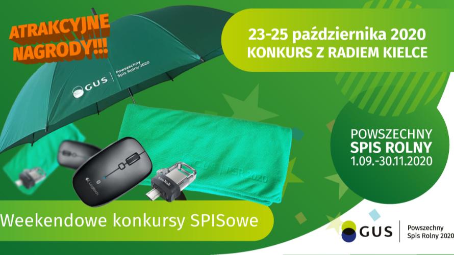 Weekendowy Konkurs SPISowy z Radiem Kielce (edycja V)