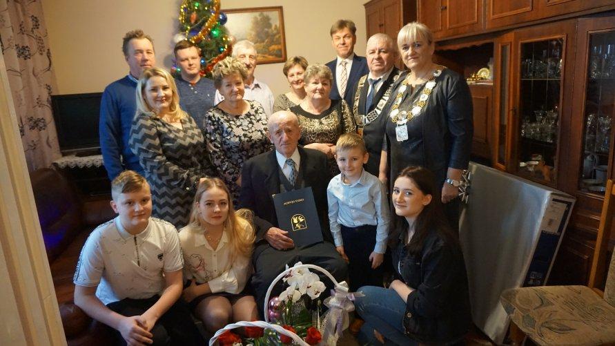 100 lat Jana Stawiarskiego z Binkowic