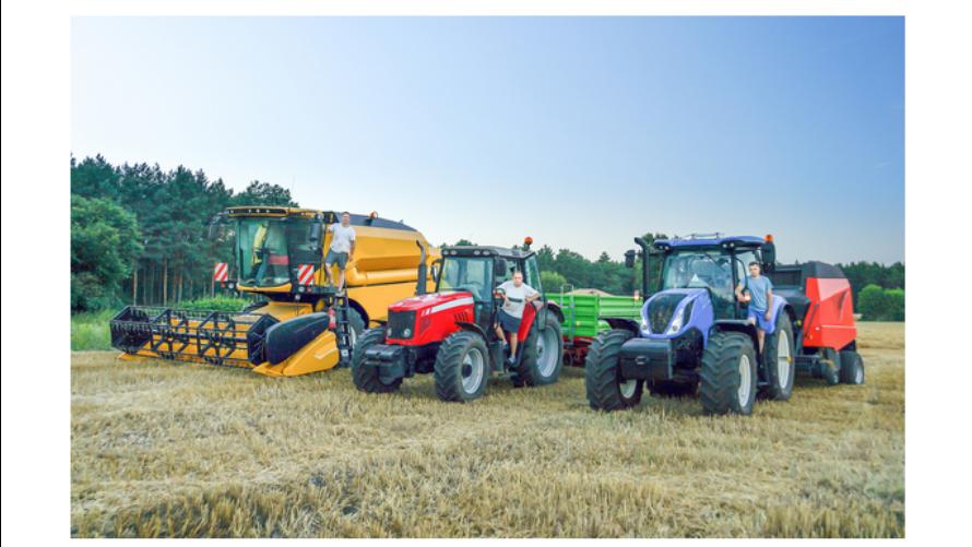 Premie dla rolników