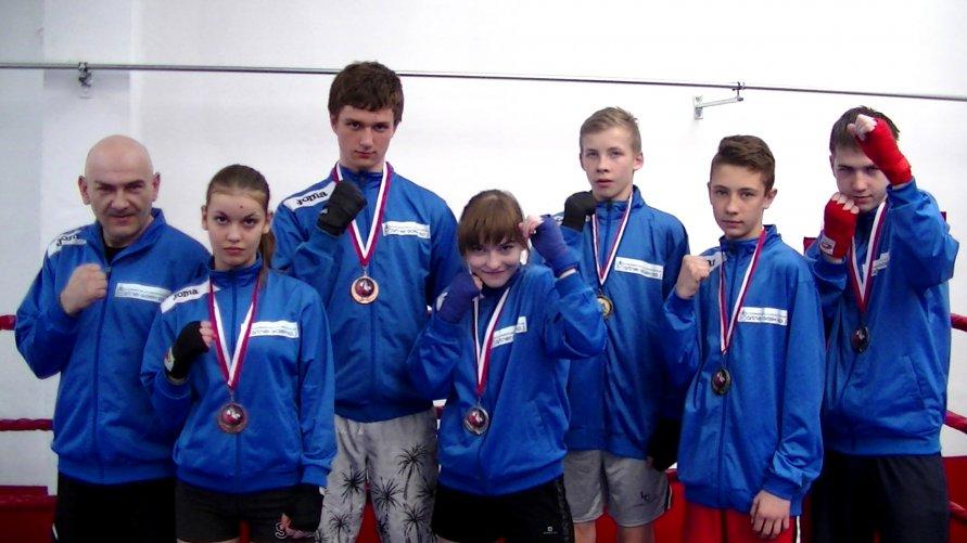 Zakończyły się Mistrzostwa Okręgu Świętokrzyskiego w boksie Kliknięcie w obrazek spowoduje wyświetlenie jego powiększenia