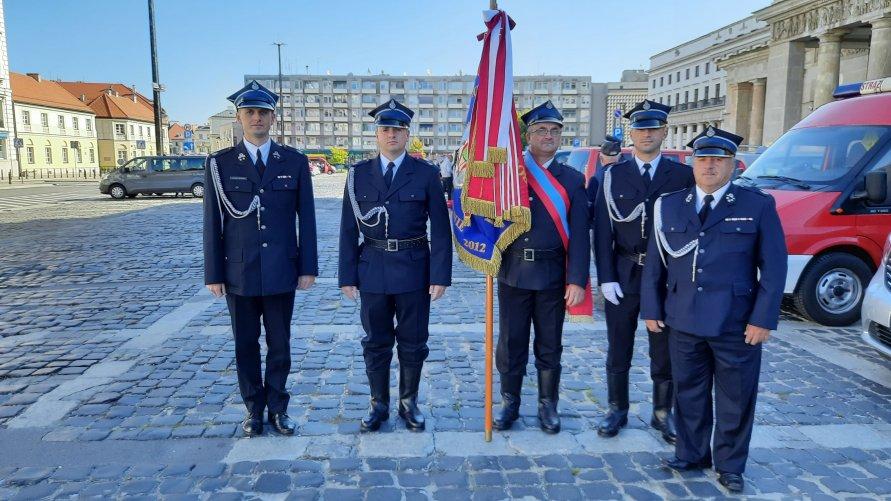 Jubileusz 100-lecia Związku Ochotniczych Straży Pożarnych Rzeczpospolitej Polskiej