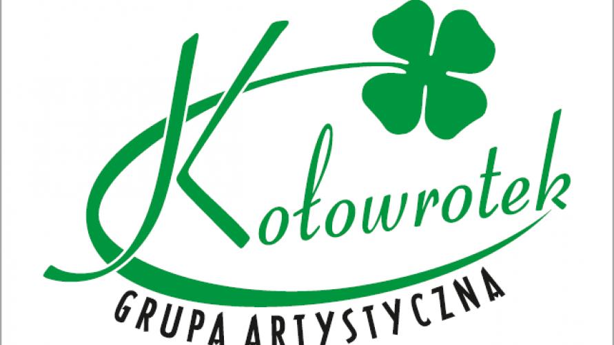 """Występ grupy artystycznej """"Kołowrotek"""""""
