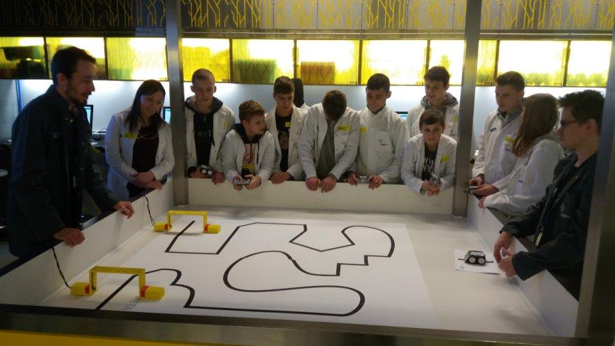 Podnosimy kompetencje w Gimnazjum u Skłodowskiej