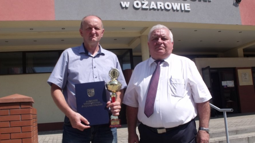 Wyróżnienie w konkursie Sołtys Roku 2016