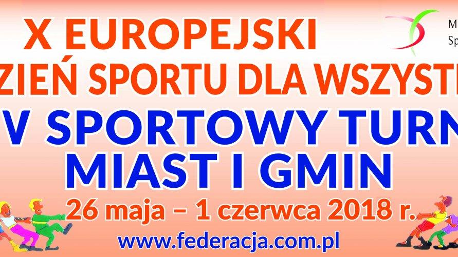 X Europejski Tydzień Sportu dla Wszystkich
