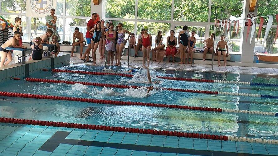 Gminne Zawody Pływackie 2018