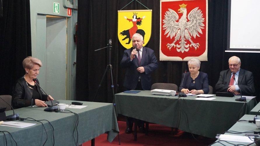 Pierwsza sesja Rady Miejskiej w kadencji 2018-2023 Kliknięcie w obrazek spowoduje wyświetlenie jego powiększenia